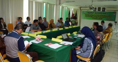 UNAS Fasilitasi Rapat Koordinasi Teknik Fisika