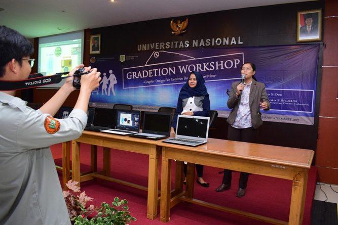 HIMAJEM UNAS Gelar Seminar Gradetion Workshop