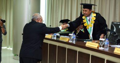 Doktor Sumantri Lulusan Ke 3 Ilmu Politik Universitas Nasional