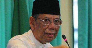 KH Hasyim Muzadi Tebarkan Islam Penebar Kasih dan Damai