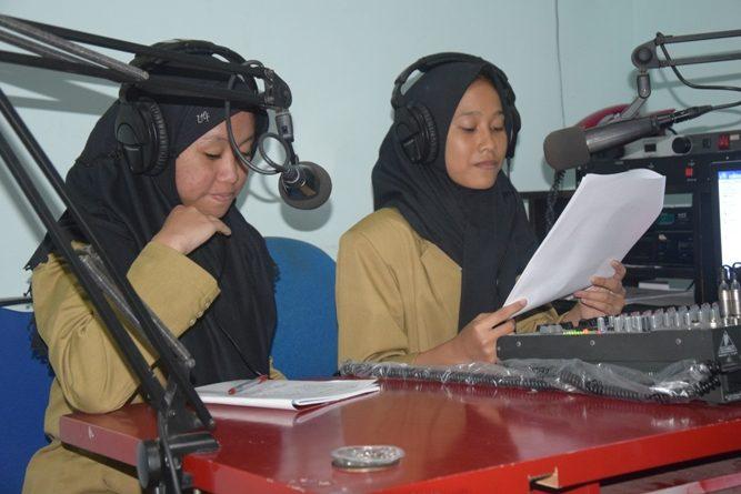 Workshop Radio Warnai Gelaran Commweeks