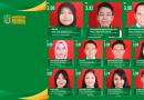 Wisudawan Terbaik Universitas Nasional Periode I Tahun 2017
