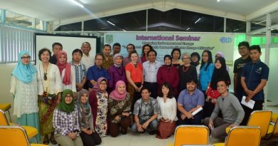 "Cserm Unas kolaborasi dengan Global One Selenggarakan Seminar Internasional Bertajuk "" WASH"""