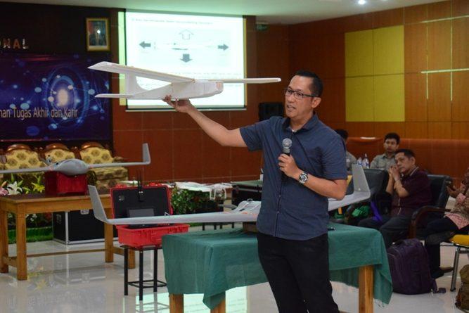Bedah Drone Fakultas Teknik dan Sains Universitas Nasional