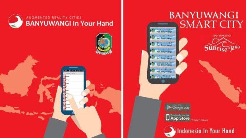 Liburan Lebih Menyenangkan Lewat  Aplikasi Banyuwangi In Your Hand