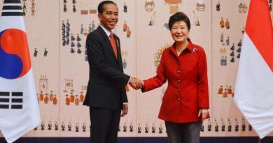 Jokowi Bujuk Korsel Investasi Industri Kreatif di Indonesia