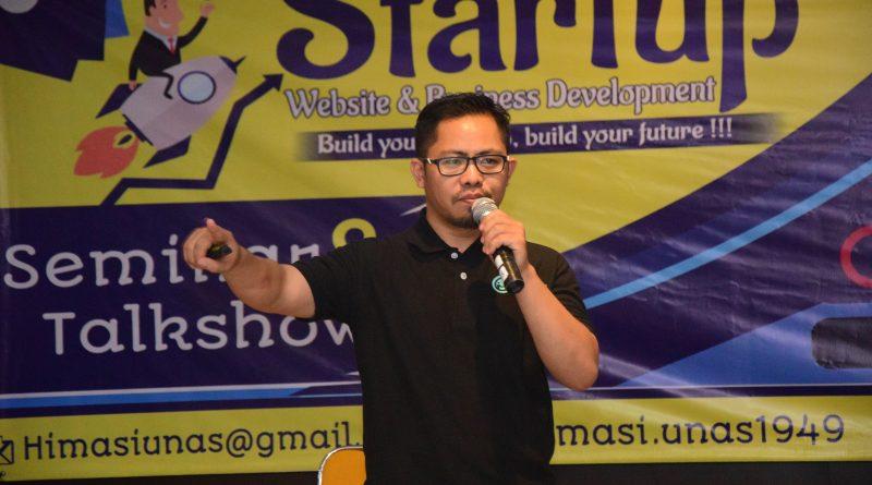 FTKI Optimis Cetak Wirausahawan Muda di Bidang Digital  Startup