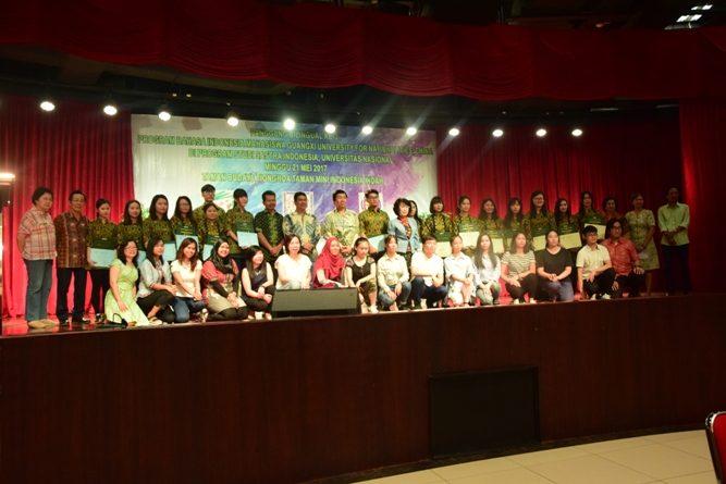 Pusat Kebudayaan Tionghoa UNAS Tularkan Virus Cinta Bahasa Indonesia ke Mahasiswa Tiongkok