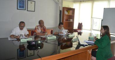 Seminar Tesis Magister  Ilmu Administrasi