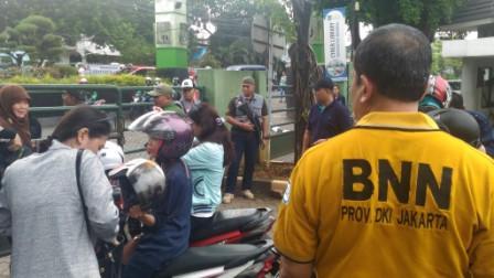 Universitas Nasional-BNN Operasi Bersama Cegah Peredaran Narkoba di Bulan Ramadhan