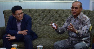 Gandeng Unas Sebagai Mitra,  King Sejong Institute Optimis Bangun Pusat Studi  Bahasa Korea di Jakarta