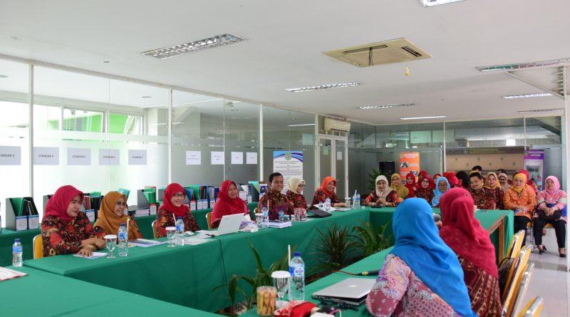 Visitasi Re-Akreditasi Program Studi Ilmu Keperawatan (S1)