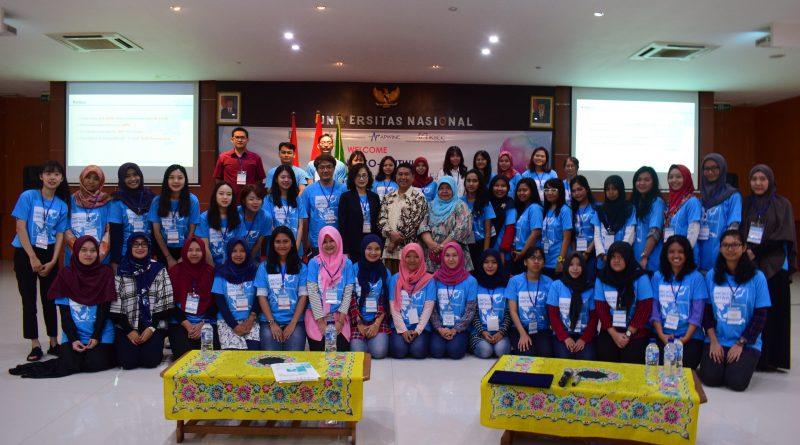 UNAS-Korea Tingkatkan Keterampilan IT Perempuan