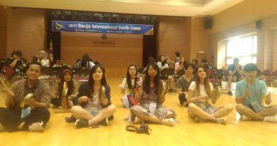 Dari Salmuntori, Taekwondo Hingga K-Pop Dance
