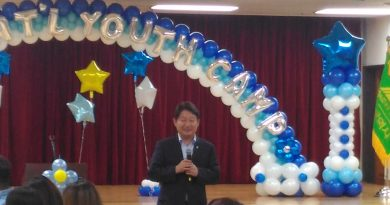 Daegu International Youth Camp 2017 Resmi Dibuka