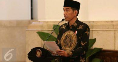 Presiden Jokowi Terima Penghargaan dari Diaspora Indonesia