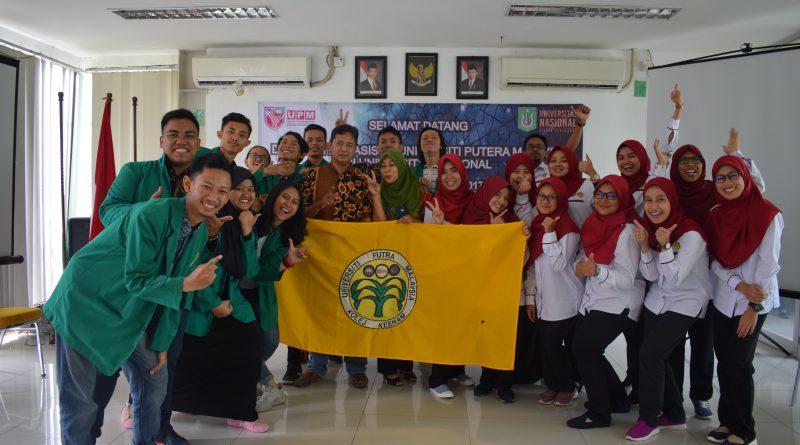 FTKI UNAS-Universiti Putra Malaysia Melangsungkan Pertukaran Budaya dan Pembelajaran