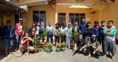 Kuliah Kerja Lapang Mahasiswa Prodi Agroteknologi