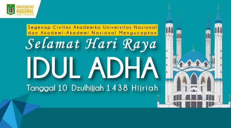 Idul-Adha-1438-2017-UNAS