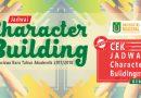 Jadwal Pelatihan Character Building UNAS 2017