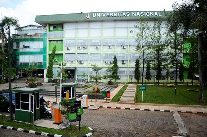 Universitas-Nasioanal
