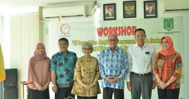Gandeng Badan Keahlian DPR RI Pusat Studi Birokrasi UNAS Selenggarakan Workshop Uji Konsep UU Adat