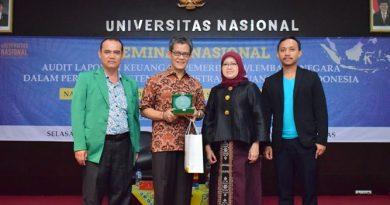 Seminar Nasional Progdi Administrasi Negara Bertajuk Administrasi Keuangan