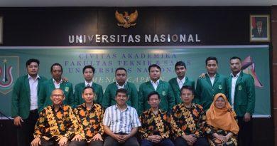 Yudisium Fakultas Teknik dan Sains UNAS