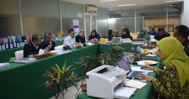 Visitasi Re-Akreditasi Program Studi Hubungan Internasional oleh BAN-PT