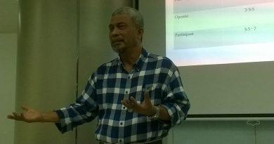 TB Massa Djafar: Pidato Anies Sudah Tepat, Itu Politik Keadilan Bukan Politik Rasis