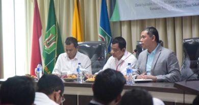 Kuliah Umum Magister Ilmu Hukum Bahas Isu Ketenagakerjaan Pada Perusahaan Nasional dan Multinasional