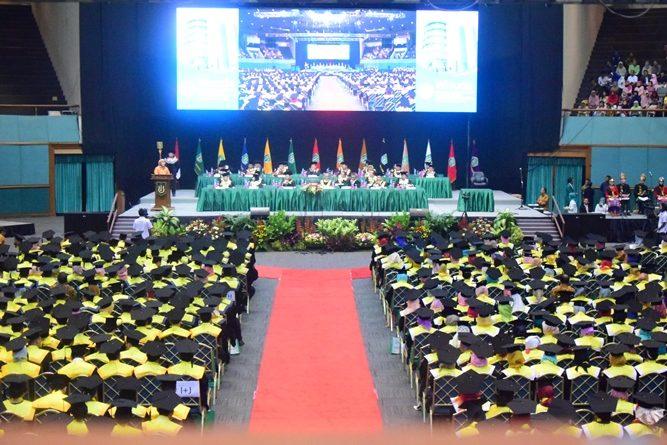 Sidang Senat Terbuka Wisudawan dan Wisudawati Periode Genap 2016/2017