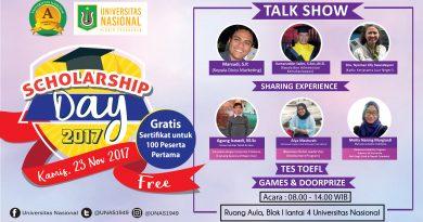 Scholarship Day 2017