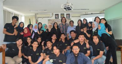 Tingkatkan Kemampuan Bersiaran, UNAS Radio Gelar Pelatihan Penyiar Radio