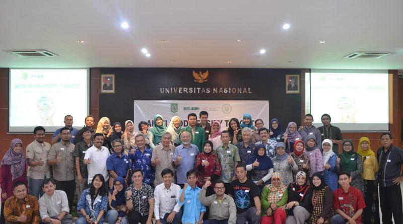 Forum Diskusi Aichi Biodiversity Targets untuk Tiga Tahun Kedepan