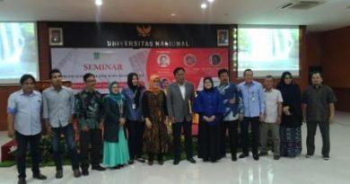 Prodi Sosiologi dan Ilmu Komunikasi Seminar Bersama Bahas Pembangunan Sosial dan Komunikasi Politik