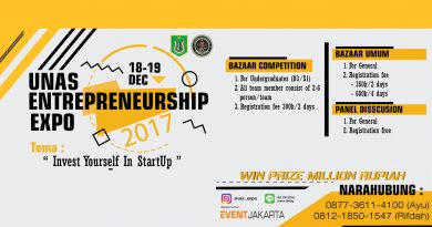 UNAS Entrepreneurship EXPO 2017