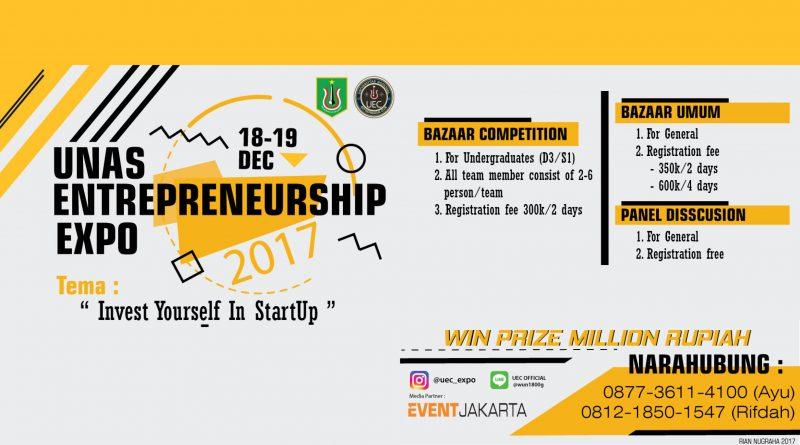 UNAS Entrepreneurship EXPO 2017