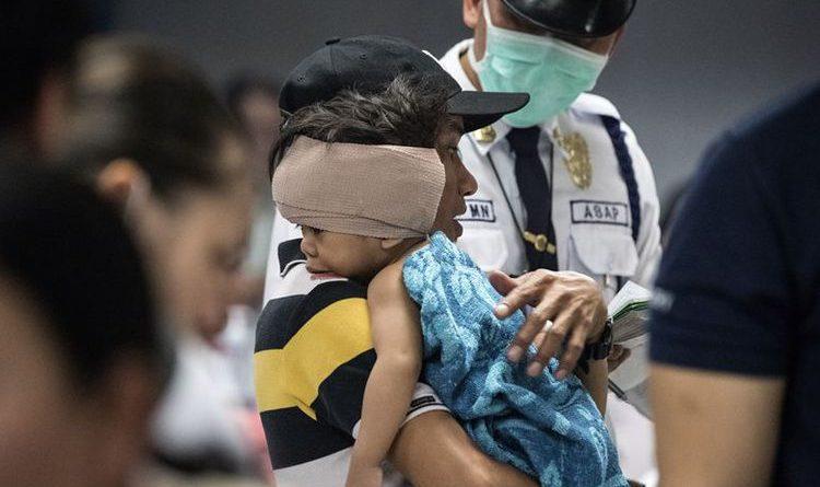 Kembang Api Tahun Baru Akibatkan 191 Orang luka-luka
