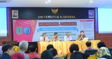 Libatkan Korea, Vietnam dan Mongolia, Fakultas Hukum Gelar Seminar Internasional