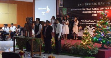 Perayaan Natal Persekutuan Oikuemene UNAS