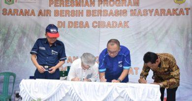 HarapanDesa Cibadakuntuk Setetes Air Bersih
