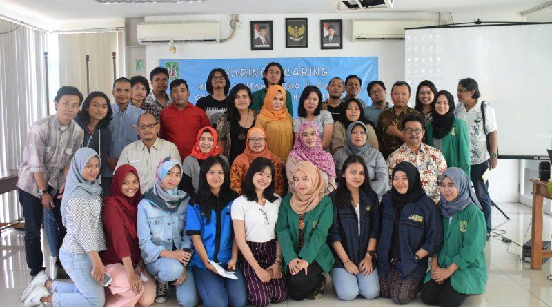 HIMAKOM Gelar Sharing dan Caring Alumni Sebagai Wadah Berbagi Informasi