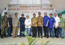 Peresmian Program Sarana Air Bersih Bersama P4M