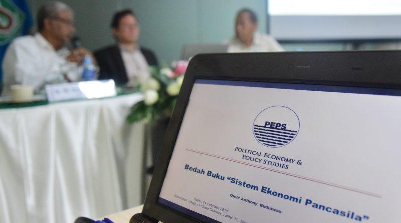 "Seminar Bedah Buku ""Sistem Ekonomi Pancasila"""