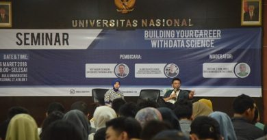 Himasi Ajak Mahasiswa Kembangkan Data Science