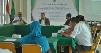Kaji lebih Dalam Tentang Islam, PPI Gelar Seminar Bedah Buku