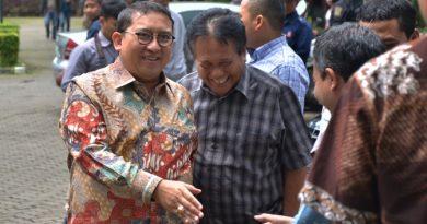Dr. H. Fadli Zon, S.S., M.Sc. (Wakil Ketua DPR RI)