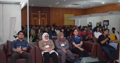 Para Perusahaan yang mengikuti unas job expo 2018 4