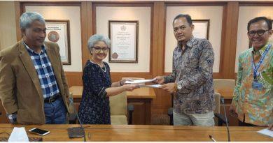 P4M UNAS Jajaki Kerjasama dengan PSEP Universitas Trilogi
